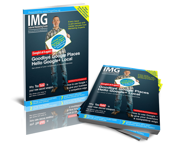 FREE Internet Marketing Guide In Singapore