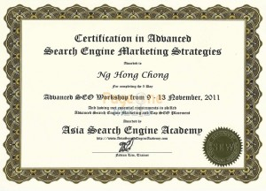 Advanced-SEO-Certification-Singapore-PageOne-Media